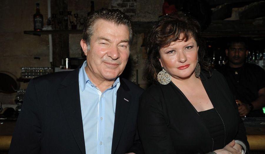 Martin Lamotte et Catherine Jacob