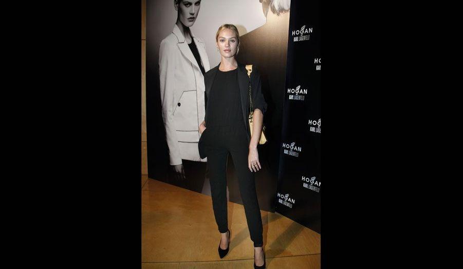 A 19 ans, la fille d'Annie Lennox est un mannequin que l'on s'arrache.