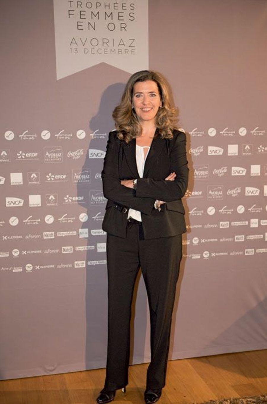Myriam Maestroni, Femme de l'Environnement.
