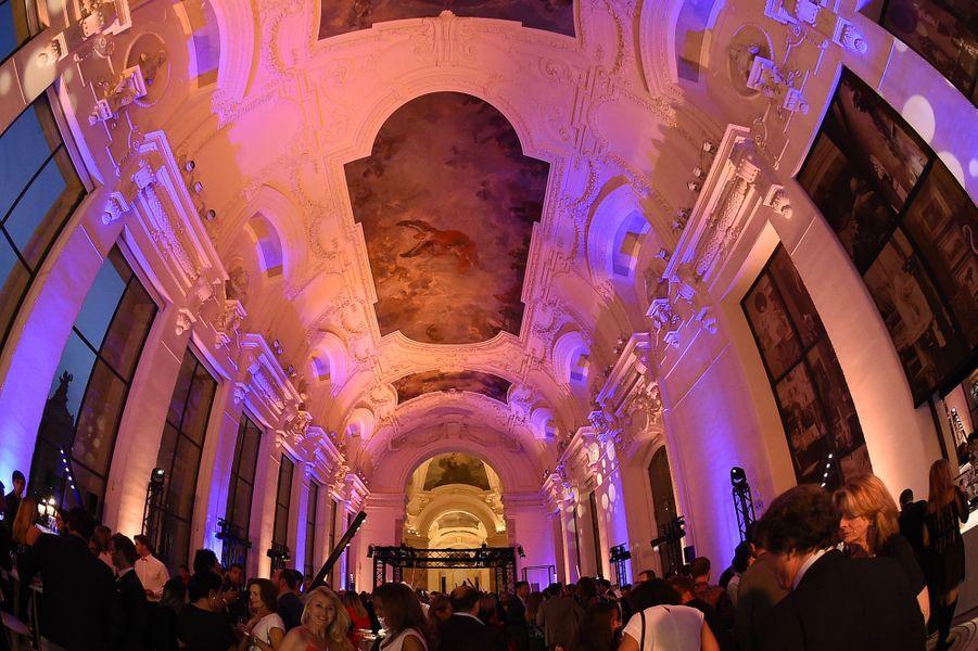 La soirée au Petit Palais