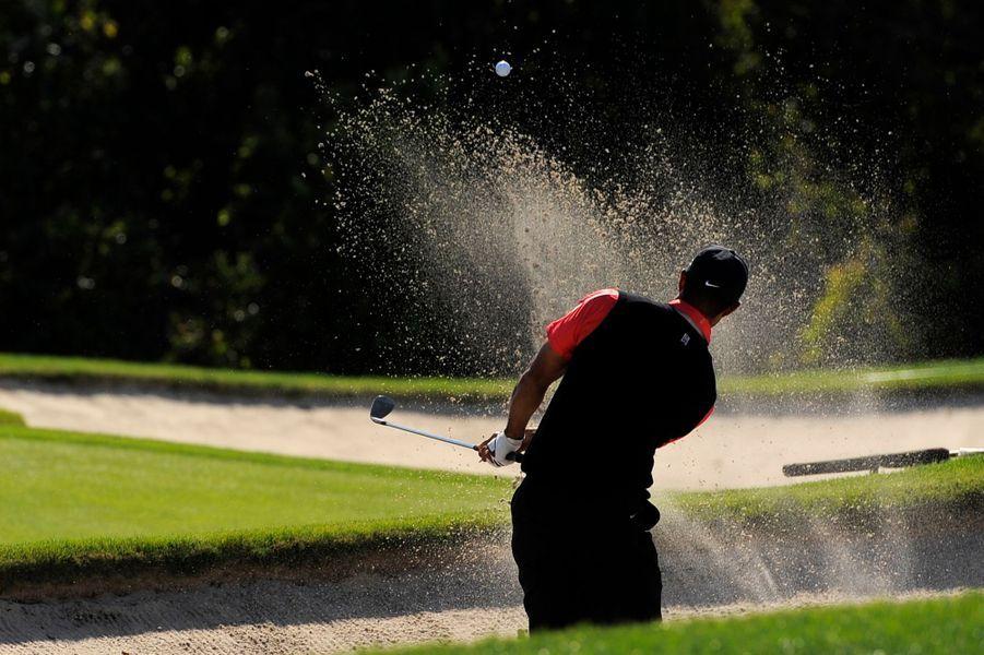 Le golfeur Tiger Woods célèbre son 40ème anniversaire ce mercredi 30 décembre 2015.