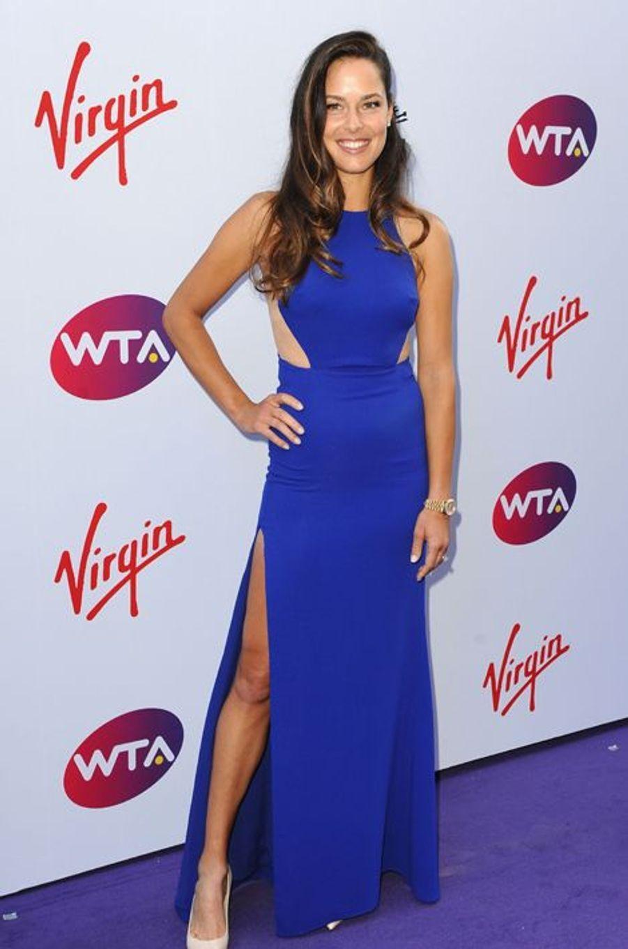 La joueuse serbe Ana Ivanović