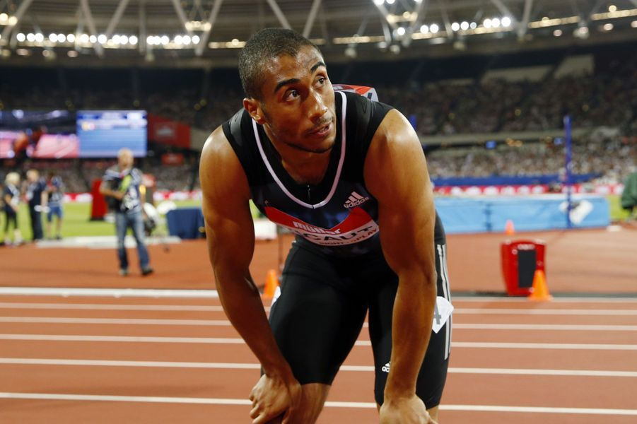 Jimmy Vicaut - Athlétisme (France)