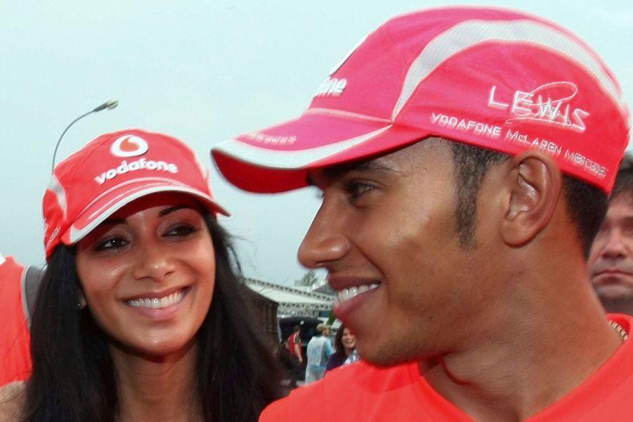 Au Grand Prix de Sao Paulo en novembre 2008