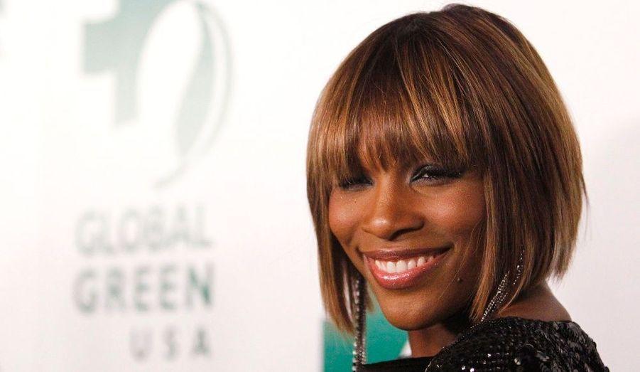 La championne de tennis Serena Williams a été hospitalisée à Los Angeles suite aux complications d'une embolie pulmonaire diagnostiquée la semaine dernière.