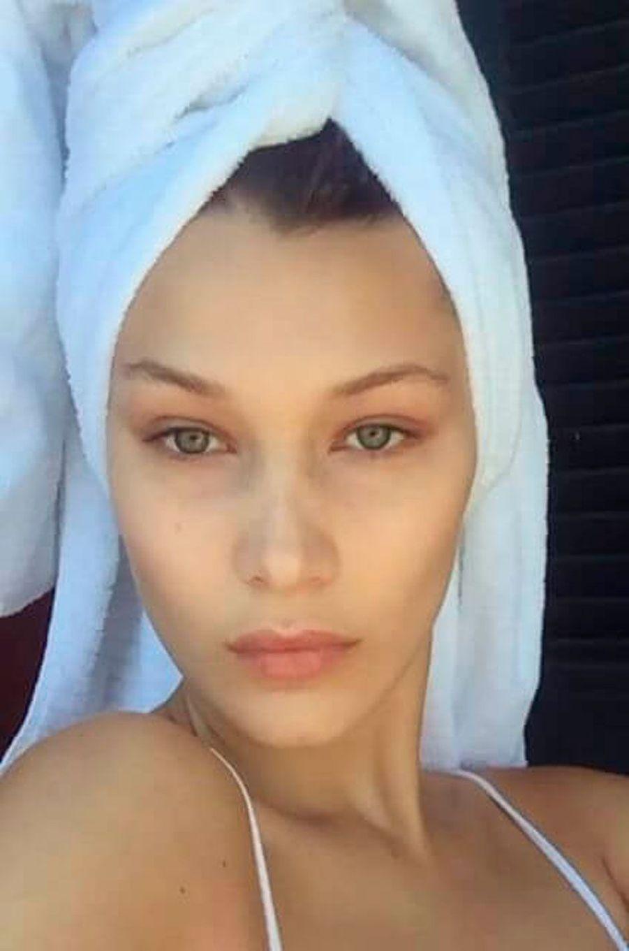 Bella Hadid est mannequin