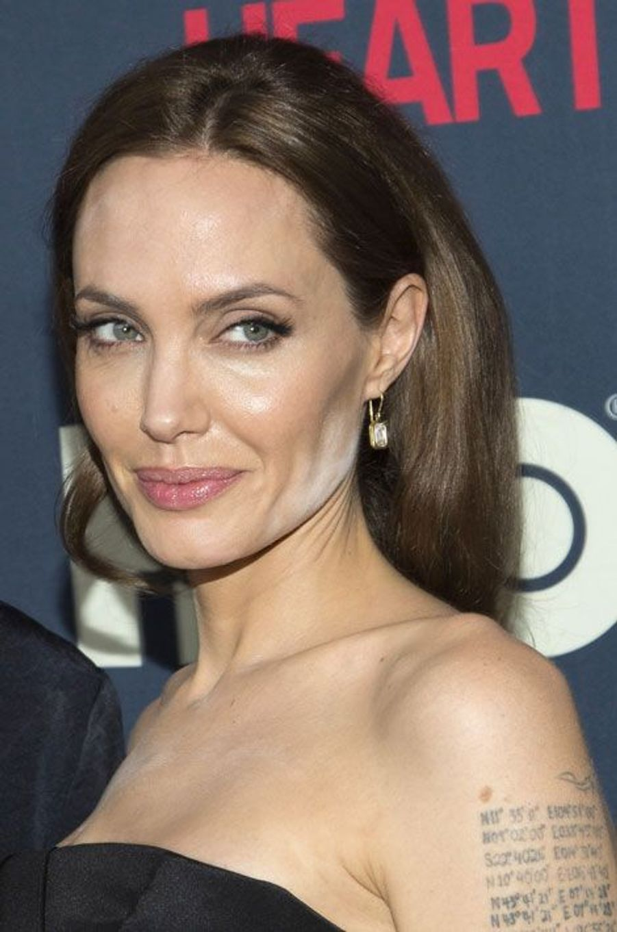 """Brad Pitt et Angelina Jolie, duo glamour pour """"The Normal Heart"""""""