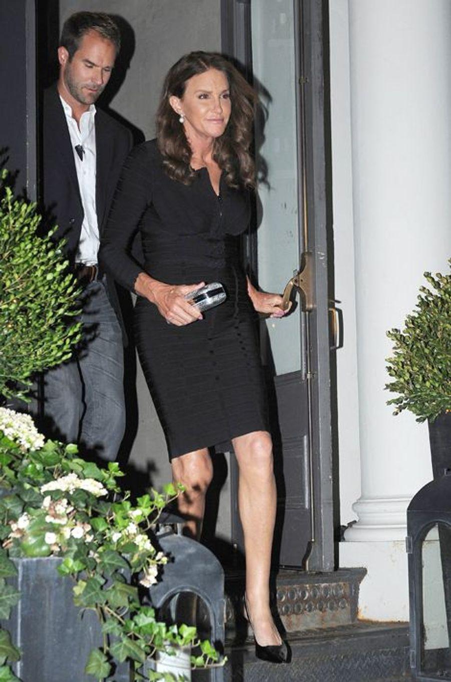 Caitlyn Jenner à New York le 29 juin