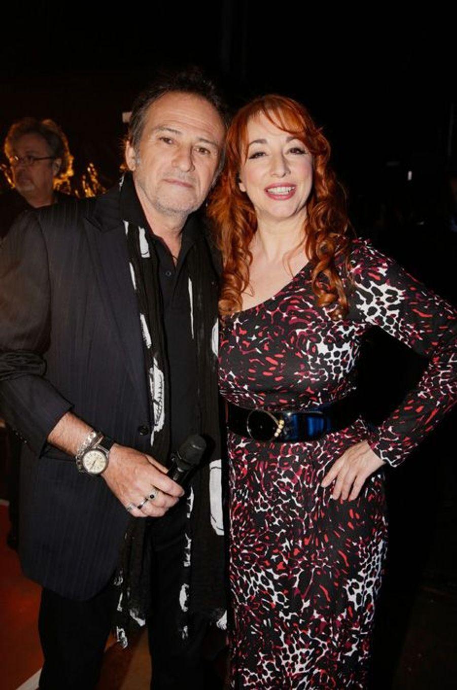 Patrick Coutin et Pauline Ester
