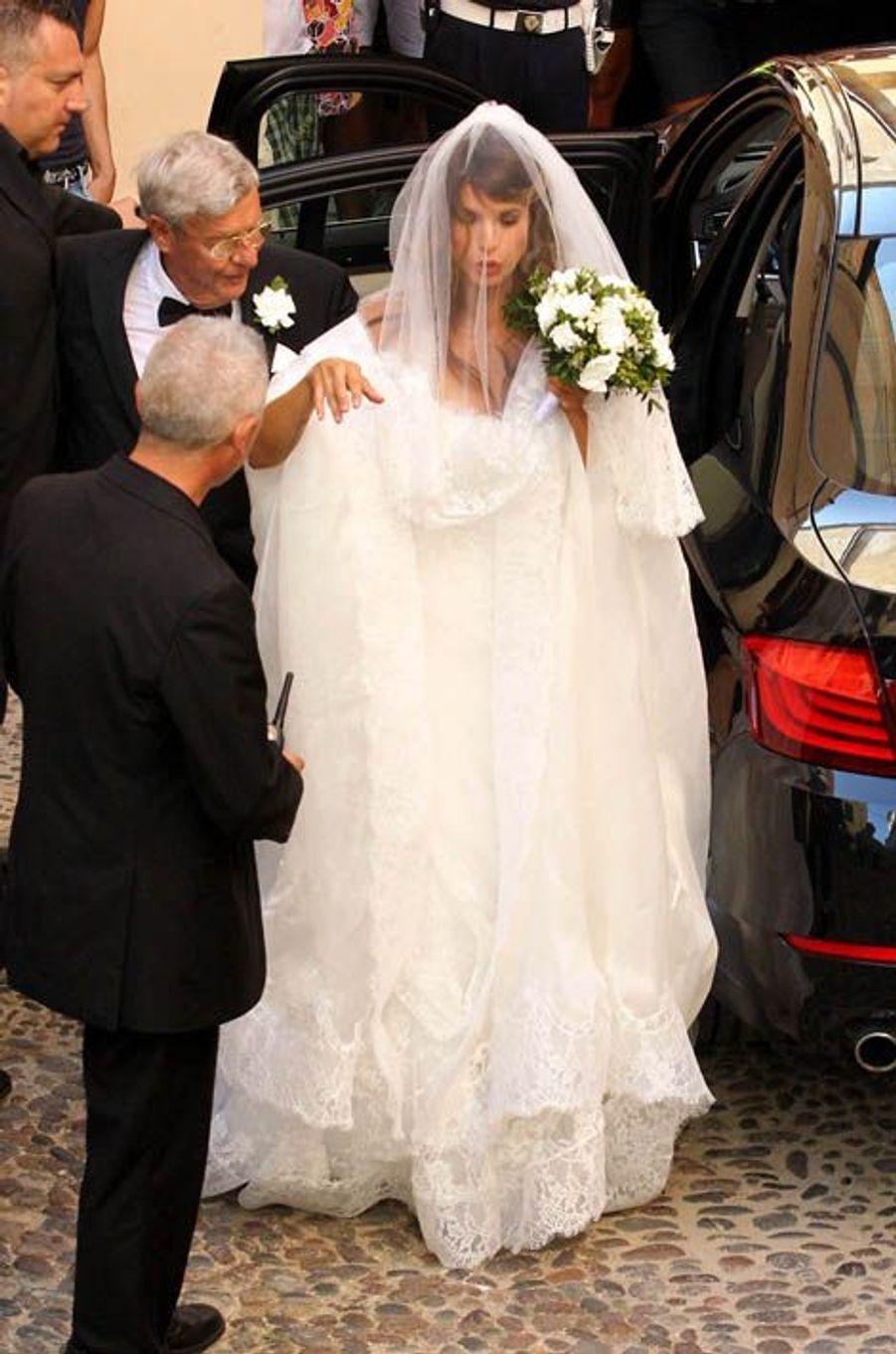 Elisabetta Canalis mariée avant George Clooney