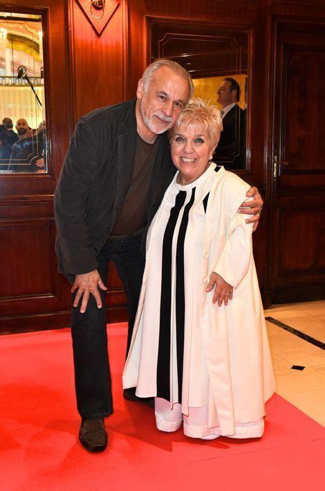 Mimie Mathy et Francis Perrin