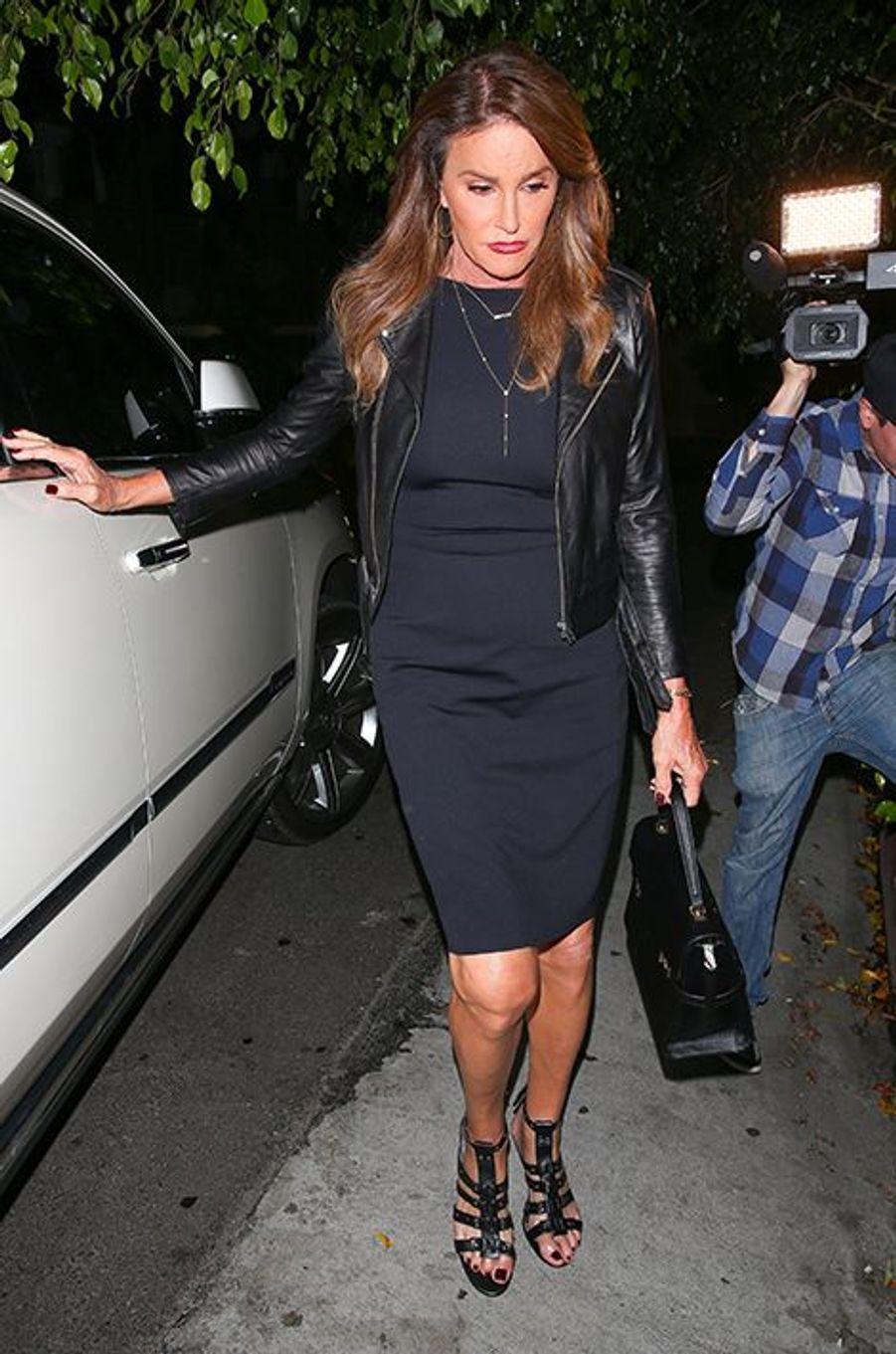 Caitlyn Jenner à Los Angeles le 9 août 2015