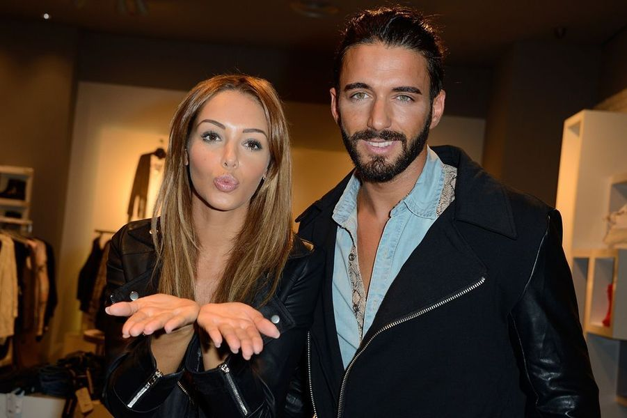 Thomas Vergara et Nabilla Benattia, un binôme en dents de scie