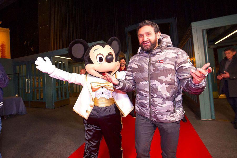 Pour son anniversaire Cyril Hanouna choisit Disneyland