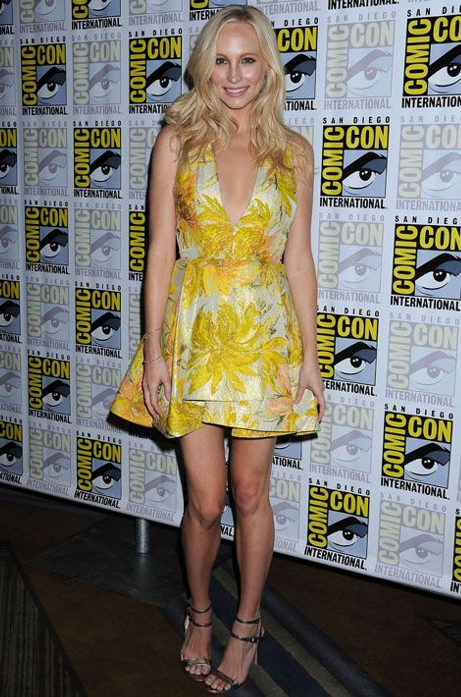 "Candice Accola-King de ""Vampire Diaries"""