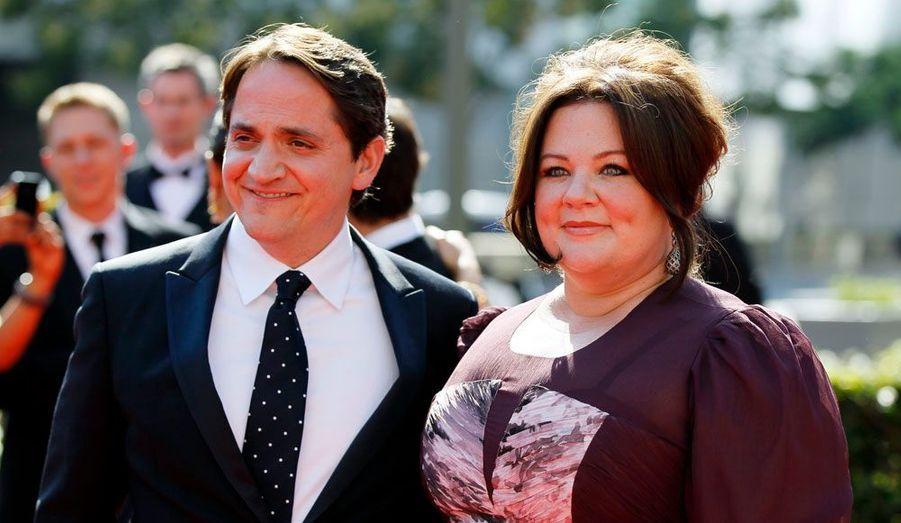 Melissa McCarthy et son époux Ben Falcone