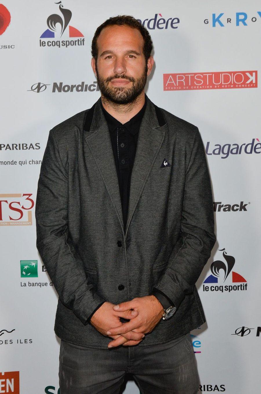 """Christophe Michalak à la soirée de gala des 20 ans de l'association """"Fête le Mur"""""""