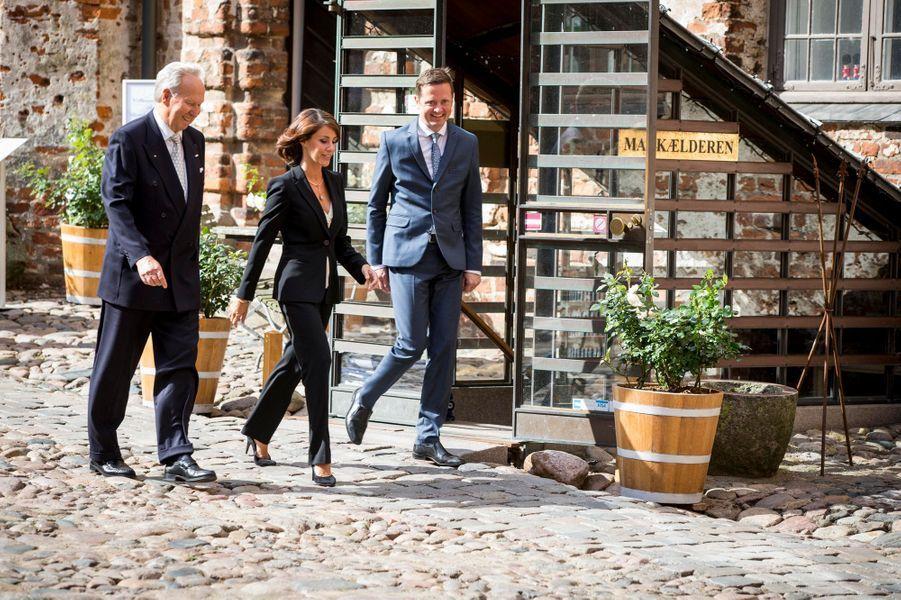 La princesse Marie de Danemark à Kolding, le 3 septembre 2015