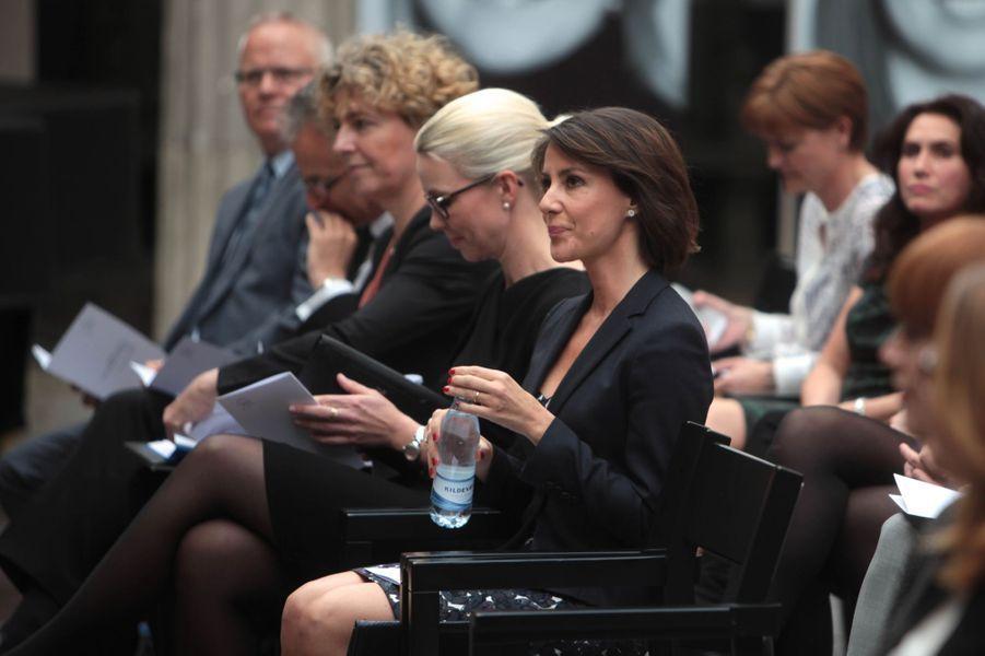 La princesse Marie à Copenhague, le 11 mai 2015