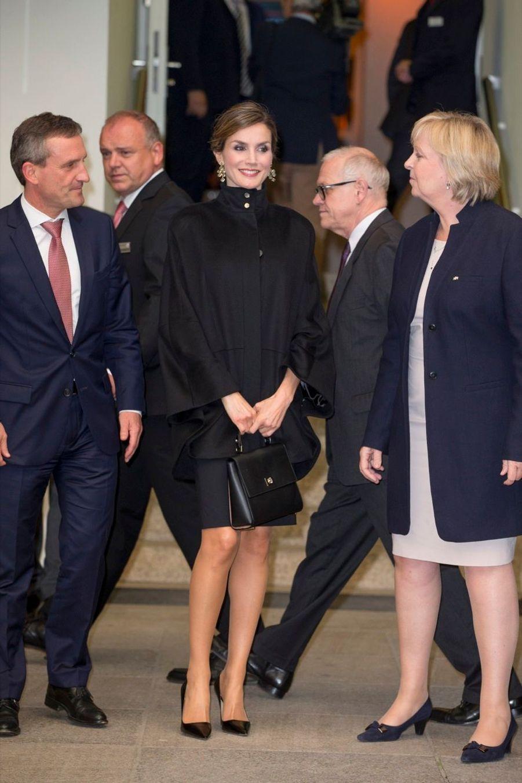 Letizia, la reine du détail