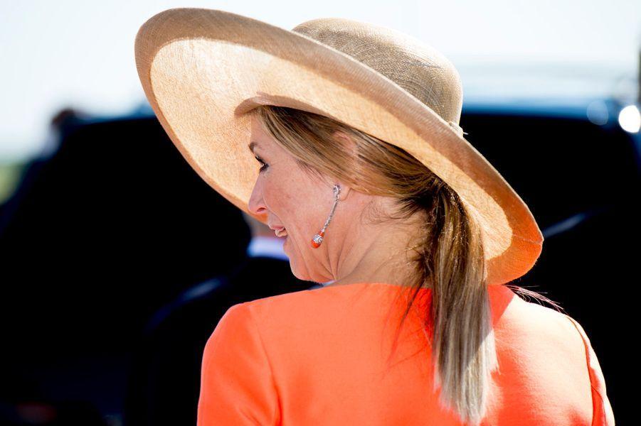La reine Maxima des Pays-Bas à Grand Rapids, le 2 juin 2015