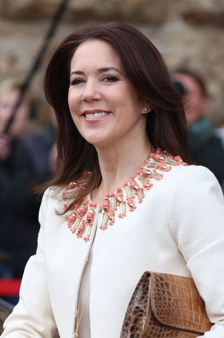 La princesse Mary de Danemark à Hambourg, le 19 mai 2015