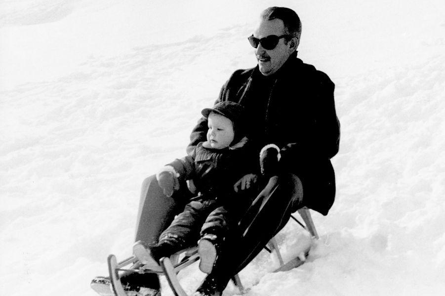 Albert et Rainier, 1959