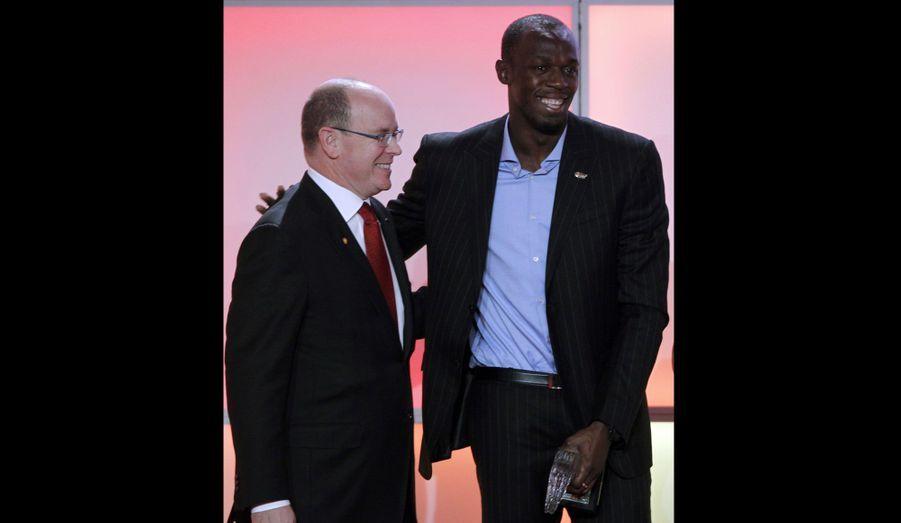 De son côté, Usain Bolt a été sacré sur 100 mètres, 200 mètres et 4x100 mètres.