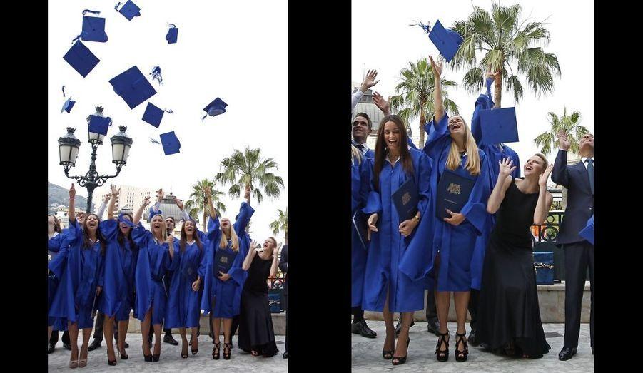 Diplômés !
