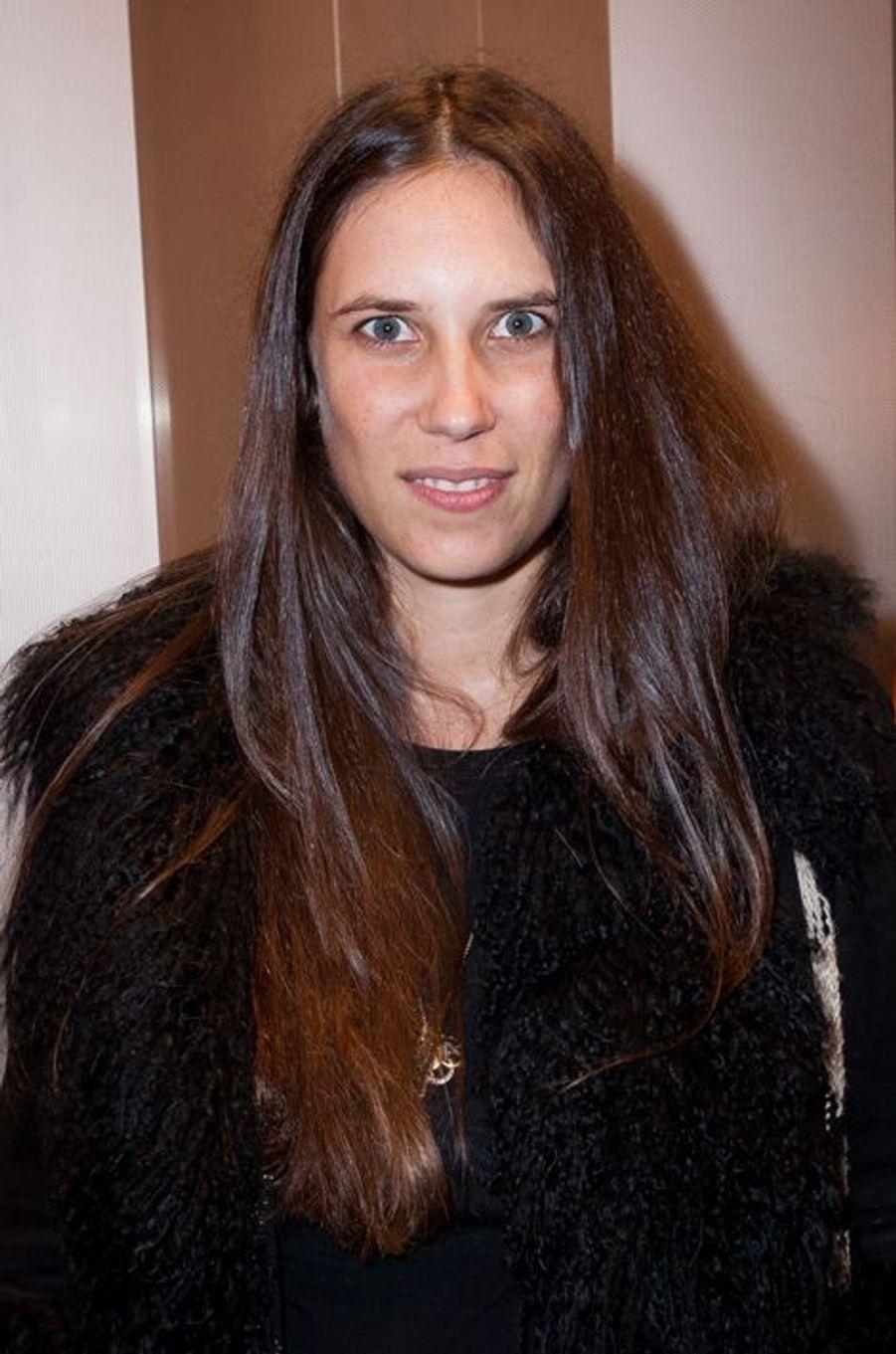 Tatiana Santo Domingo à l'inauguration du nouveau flagship Missoni à Paris, le 27 janvier 2015