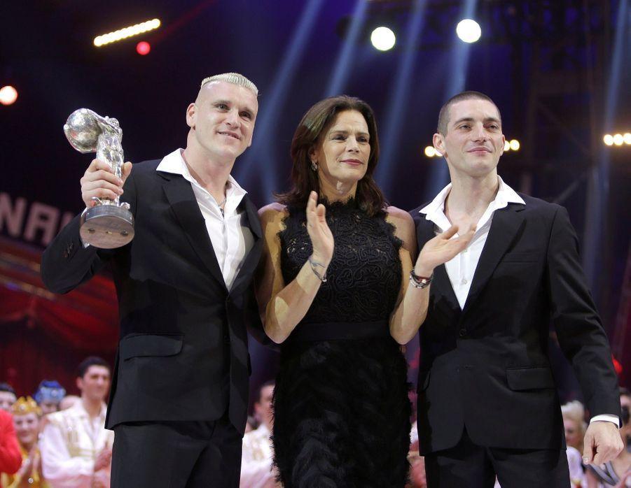 La Famille Princière De Monaco Remet Les Prix Du 42e Festival Du Crique De Monaco    4