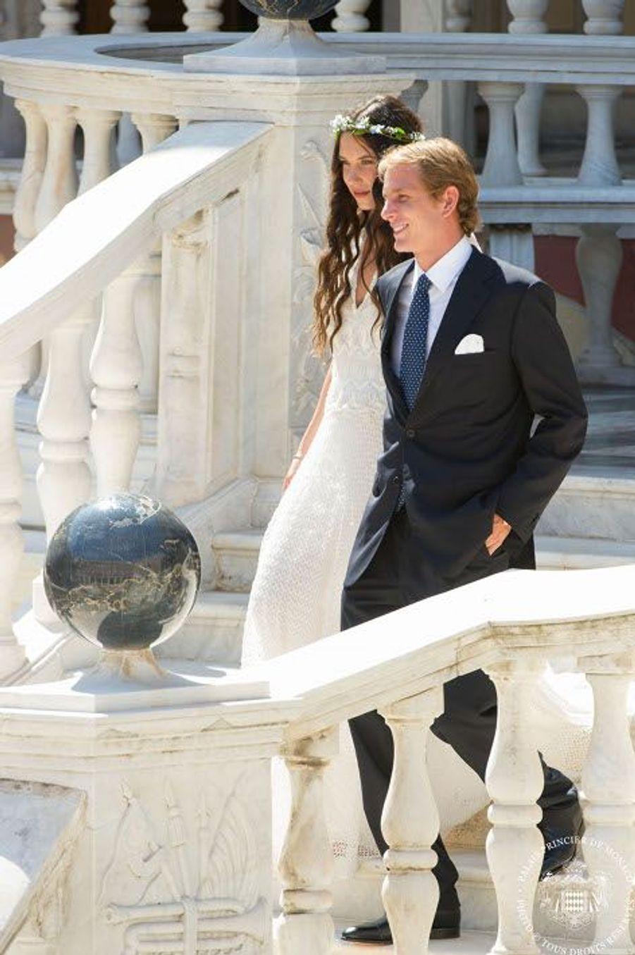 Les premières photos officielles du mariage