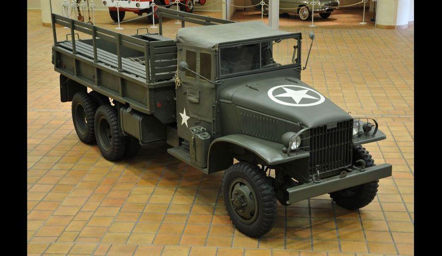GMC CCKW 3A1 6x6, 1943