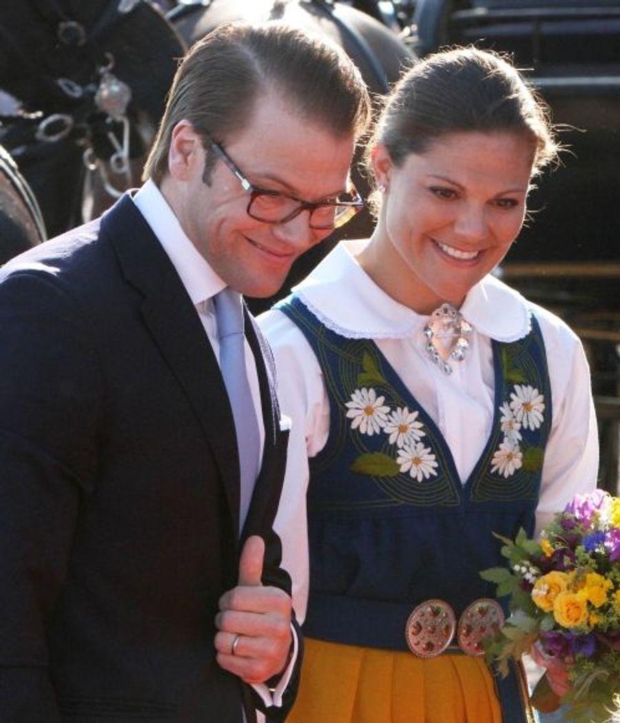 Daniel et Victoria