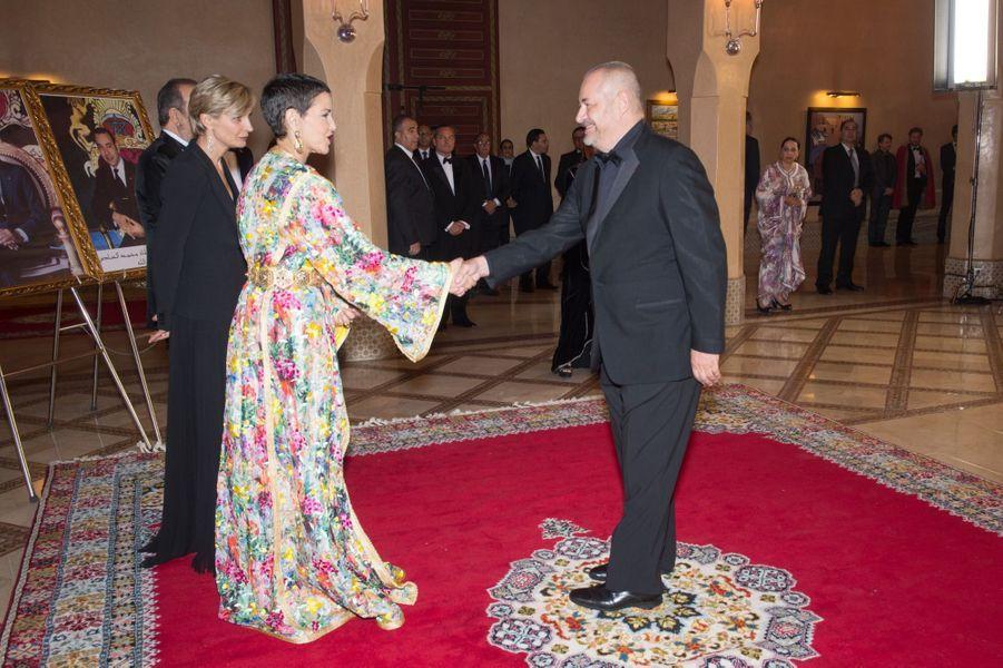 """Lalla Meryem décore le """"Parrain"""" du Festival de Marrakech"""