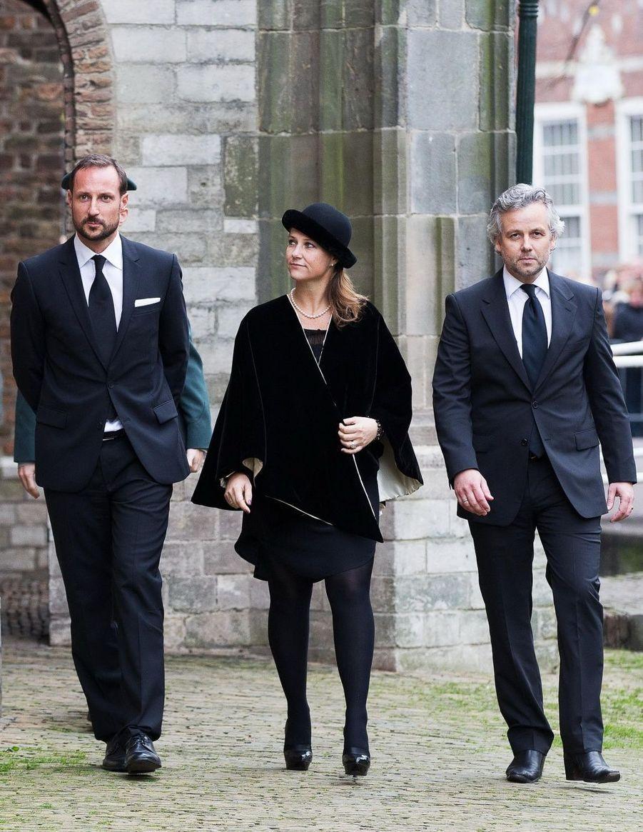 Haakon, Martha Louise et Ari Behn