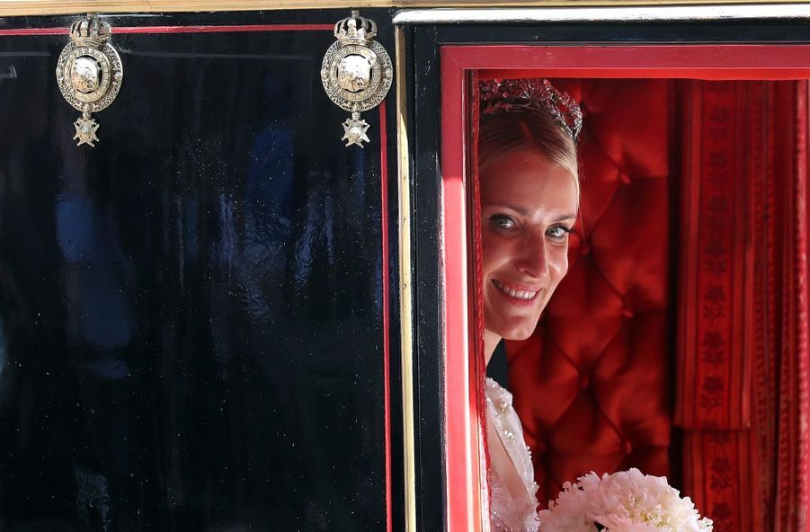 Le Mariage Du Prince Ernst August De Hanovre Et Ekaterina Malysheva, Le Samedi 8 Juillet 2017 À Hanovre 4
