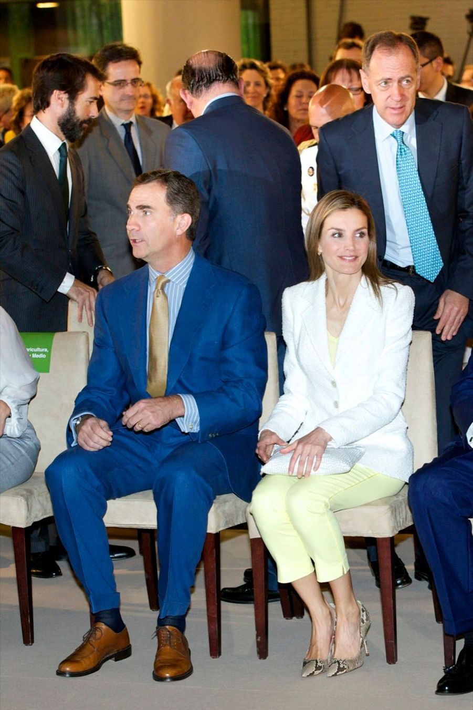 Letizia & Felipe, tournés vers l'avenir de l'Espagne