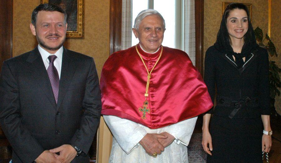 Une autre rencontre aura lieu en Jordanie en 2009