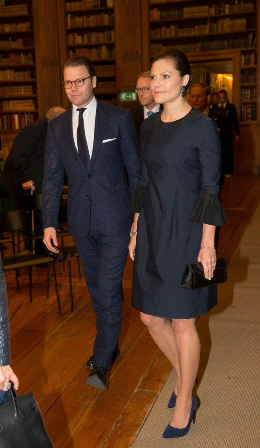 Victoria de Suède, le roi et la reine, l'art de la paix