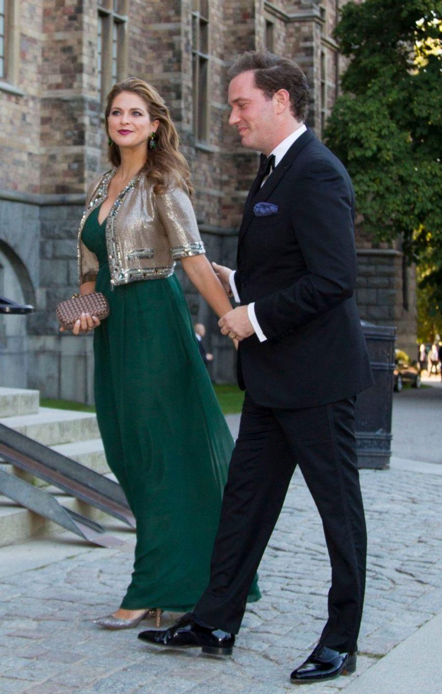 Le roi de Suède jubile en famille