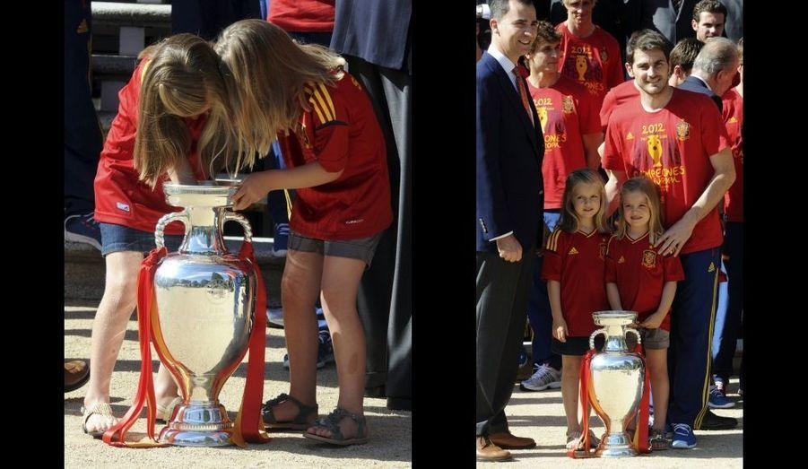 Un jeu d'enfant pour l'Espagne...