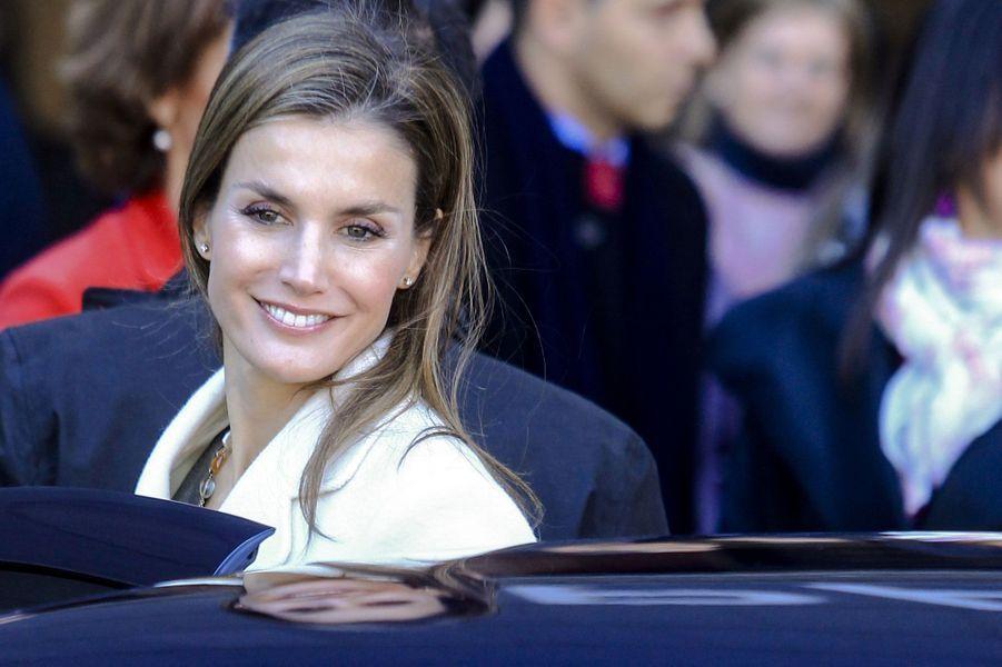La princesse d'Espagne présidait l'ouverture du 16e Congrès national des bénévoles espagnols à Pampelune. Elle en a profité pour féliciter le travail de l'association AECC et pour appeler à la générosité de tous.