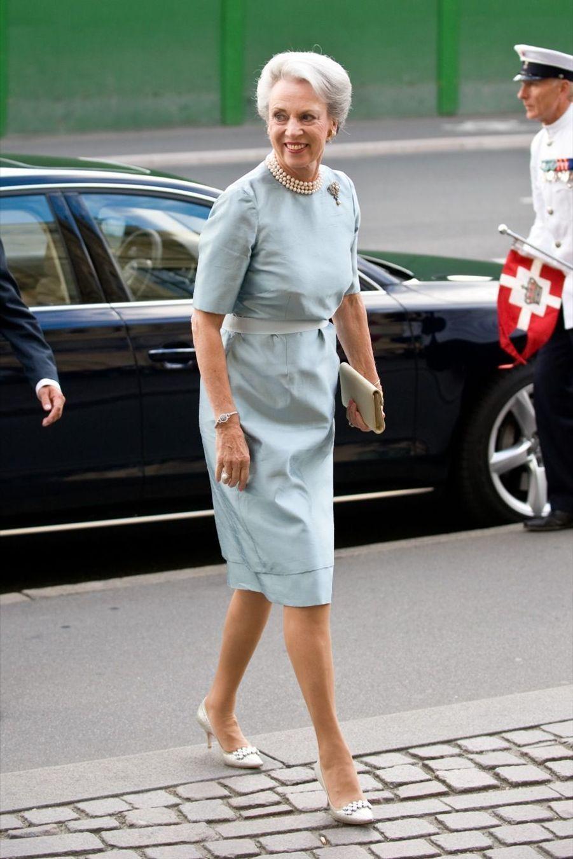 La princesse Benedikte