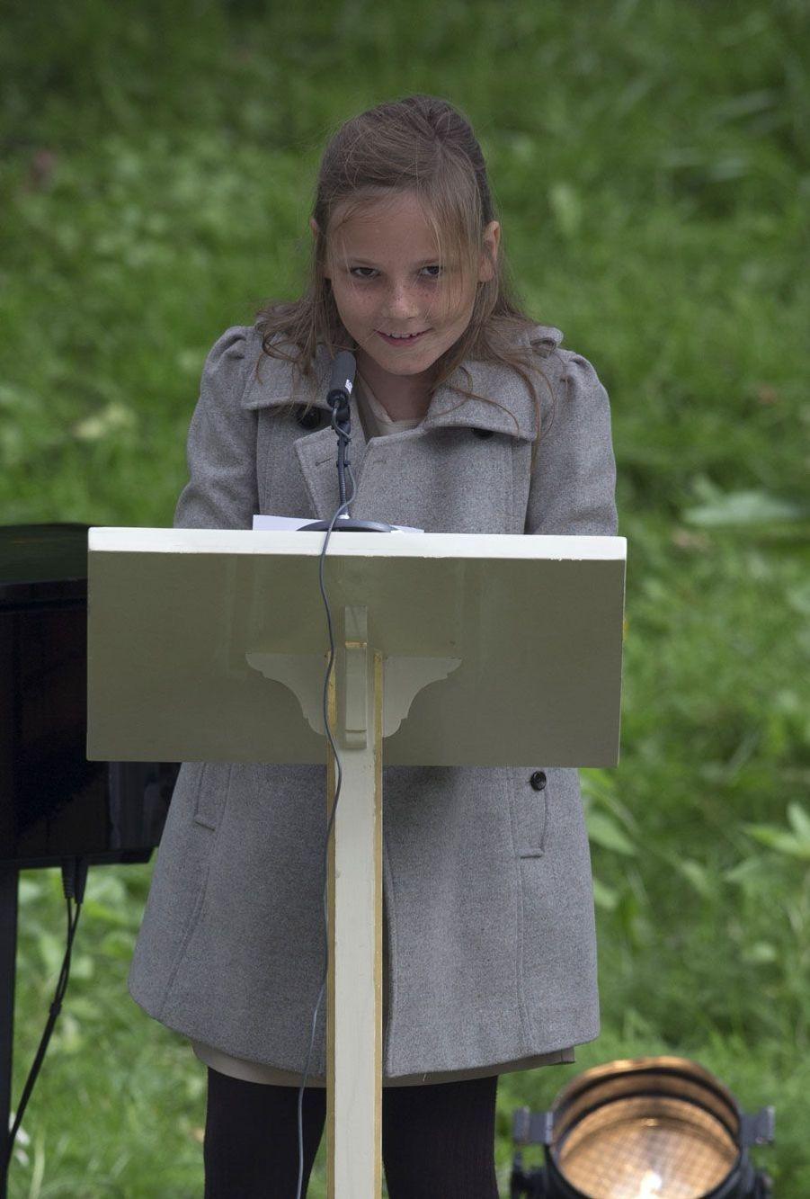 Le discours de la princesse Ingrid Alexandra