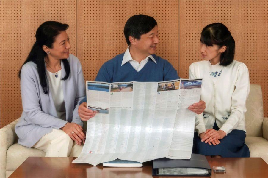 Naruhito Du Japon Fête Ses 57 Ans 4
