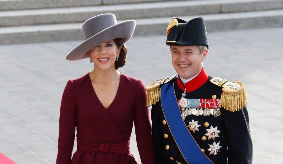 Contacté par le Royal Blog de Paris Match, le Palais a confirmé que Mary et Frederik de Danemark seraient au couronnement de Willem-Alexander des Pays-Bas.