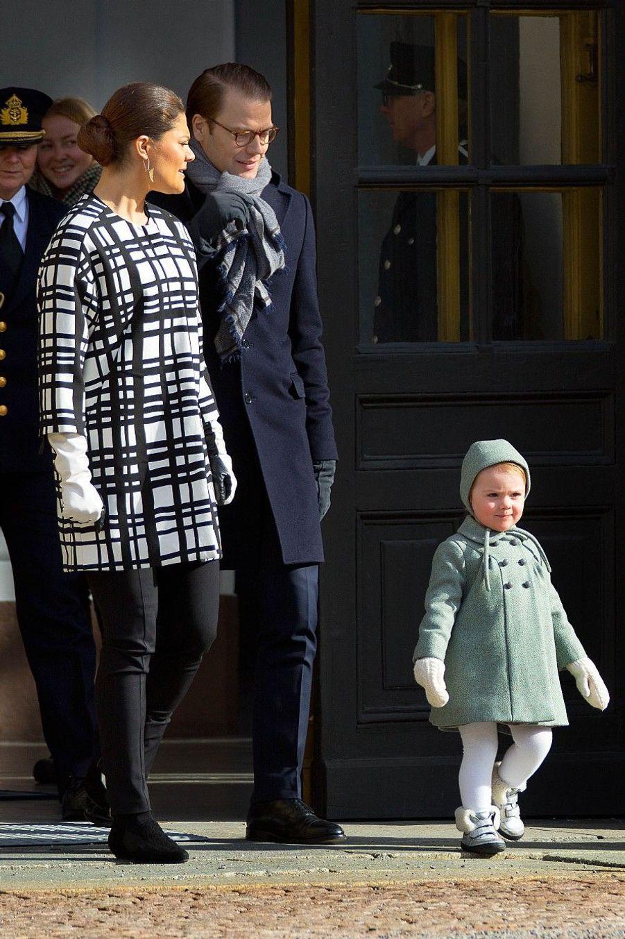 Estelle, le petit joyau de la couronne de Suède