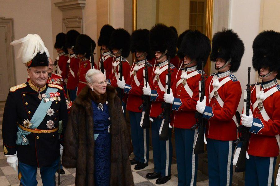 Les bons vœux de la reine Margrethe