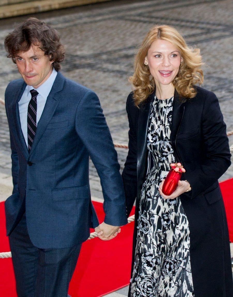 Le couple royal et les stars réunis pour la Paix